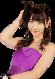Yuki kashiwagi render 1 by tsundereforever-d798x95