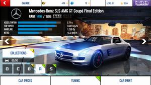 Mercedes-Benz SLS AMG GT Coupé Final Edition MAX