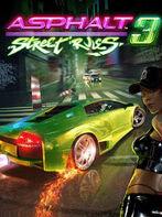 Asphalt 3 Street Rules cover art