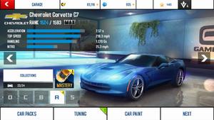 A8A Chevrolet Corvette C7 MAX