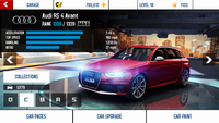 Audi RS 4 Avant maxed out