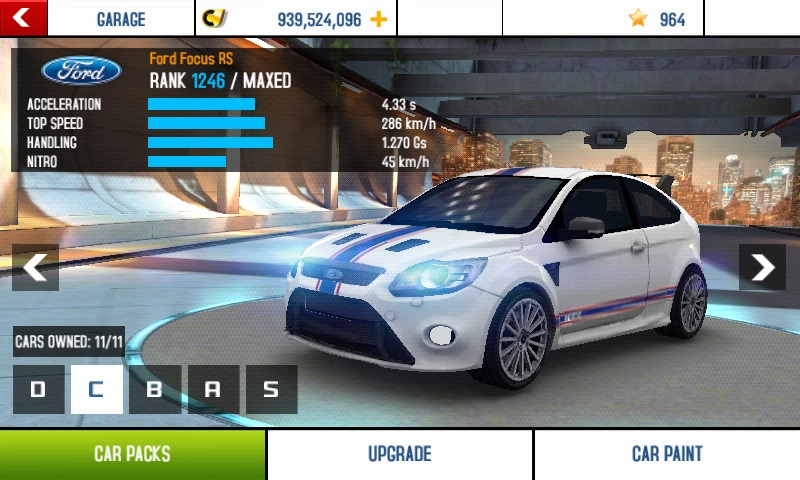 Ford Focus RS  Asphalt Wiki  FANDOM powered by Wikia