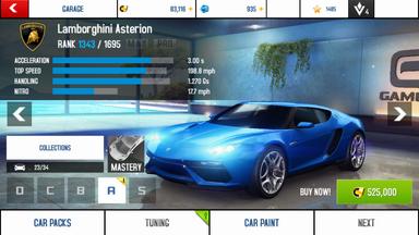 A8A Lamborghini Asterion price