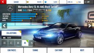 A8Mercedes-BenzSL65AMGBlackSeriesMaxProTuningKit