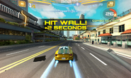Asphalt 7 FF Hit Wall