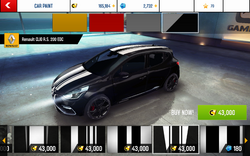 A8 Clio Decal 11