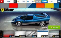 Ferrari F50 Decal 8