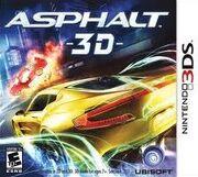 Asphalt 3D cover art