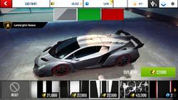 Lamborghini Veneno Decal 3