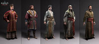 ACR characters by Yan Thouin