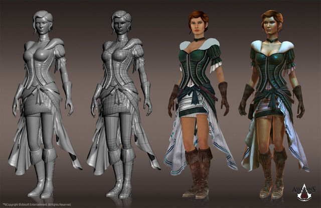 File:Lady Maverick - Model Progression.jpg