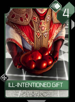 Acr ill-intentioned gift
