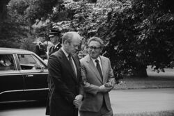 Ford and Kissinger