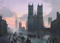 ACS Westminster Abbey - Concept Art