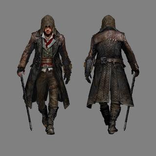 雅各布的标准刺客装束