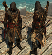AC4 Adewale Assassin outfit