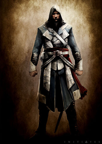 "Duncan w <a href=""/wiki/Assassin%27s_Creed:_Initiates?action=edit&redlink=1"" class=""new"" title=""Assassin's Creed: Initiates (strona nie istnieje)"">Assassin's Creed: Initiates</a>"