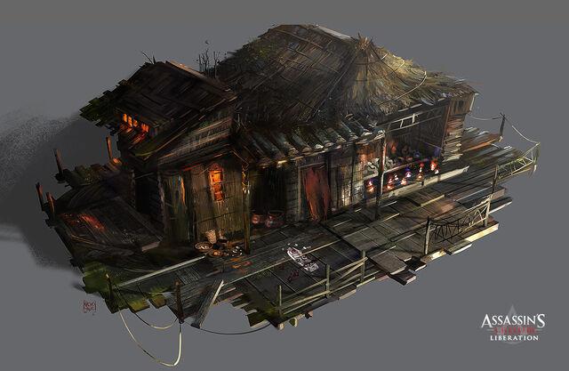 File:AC3L Swamp Hut - Concept Art.jpg