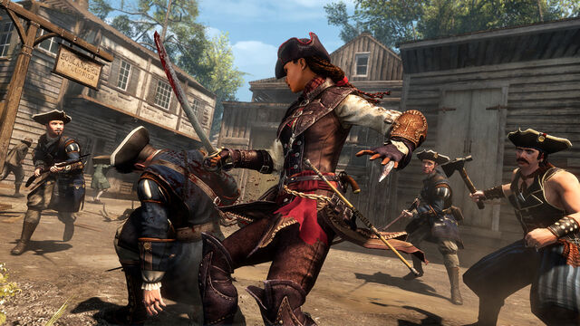 File:AC3L Aveline vs Spanish Soldiers.jpg