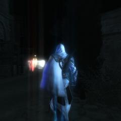 Ezio ontdekt Giuletta en haar weldoener.
