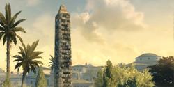 Walled Obelisk Database image