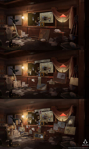 File:ACS Train Hideout Assassination Wall Evolution - Concept Art.jpg