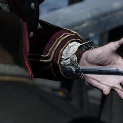 海瑟姆的一把袖剑