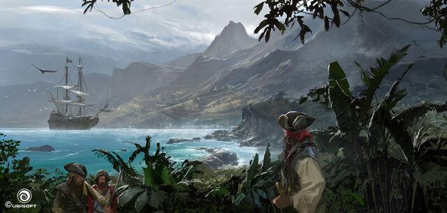 File:Assassin's Creed IV Black Flag concept art 23.jpg