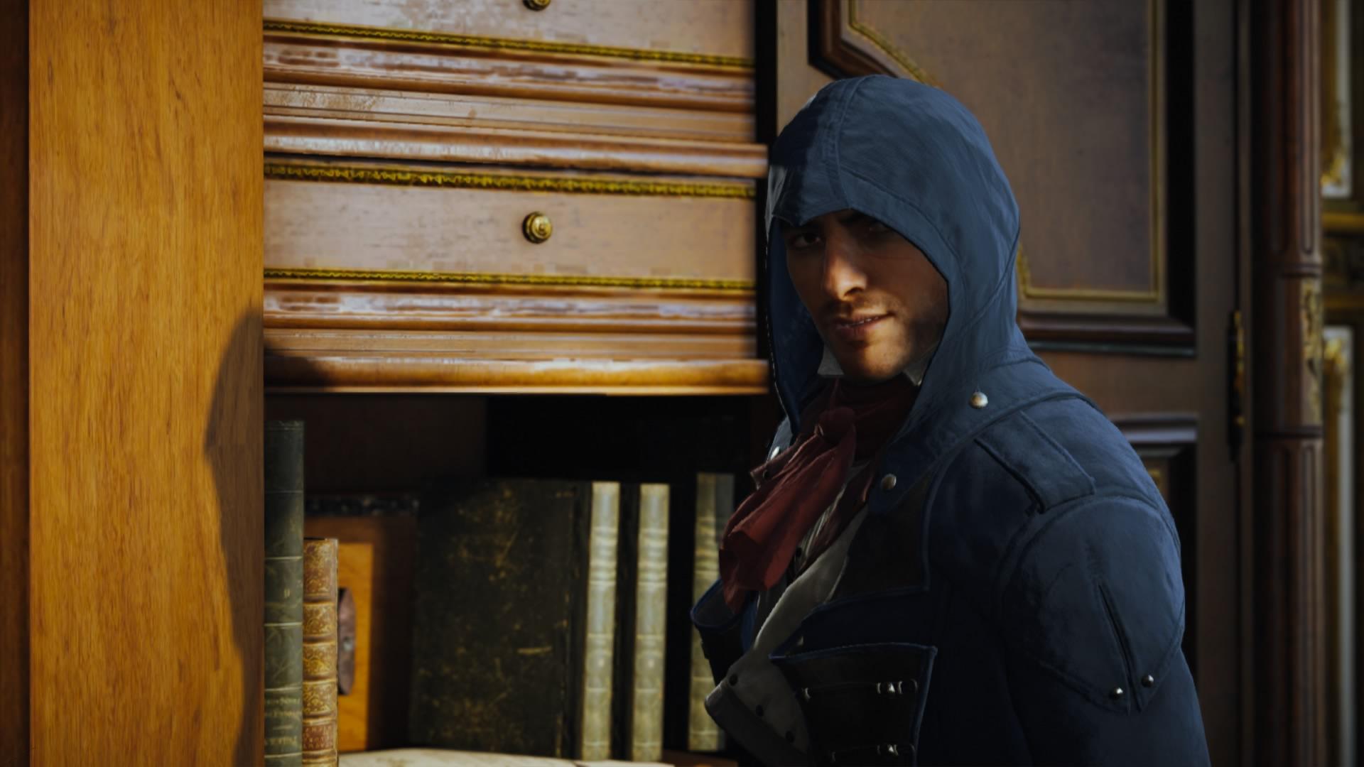 Ezio rencontre altair