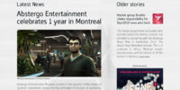 Abstergo News Wire