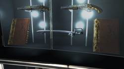 AC4 Weapons Easter Egg