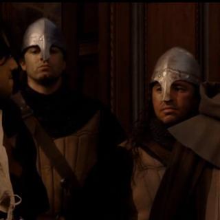 费代里科被安东尼奥和他的人恐吓