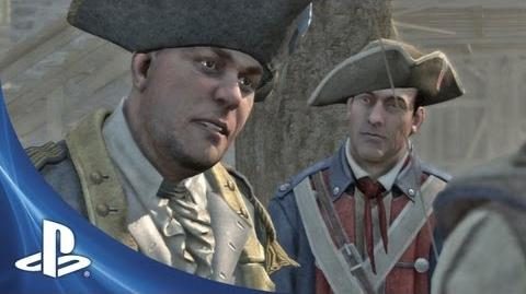 Assassin's Creed III PS3 Exclusive -- Benedict Arnold Trailer