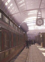 ACS DB St. Pancras Station