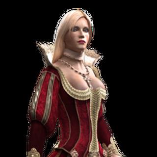 Render van Lucrezia.