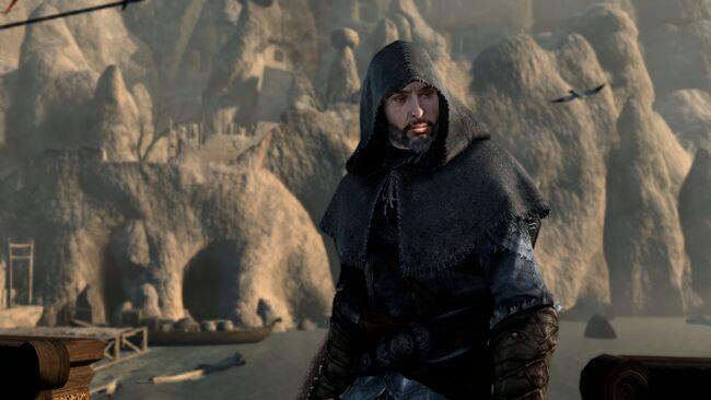 ACR Ezio cap jedi