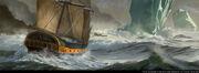 ACRG North Atlantic Sailing - Concept Art