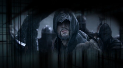 Ezio Looking Out