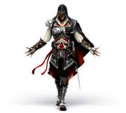 AC2 Ezio armor render 1 by Michel Thibault
