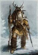 Sasquatch by Okmer