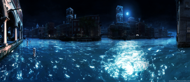 File:Venice Canalways Panorama.png