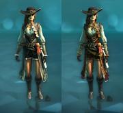 Pirate - 60k (Lady Black)