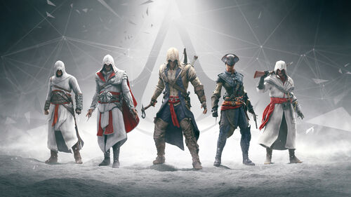 Five Years of Assassin's Creed