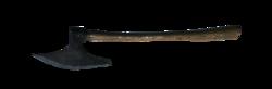 AC3 Hessian Axe
