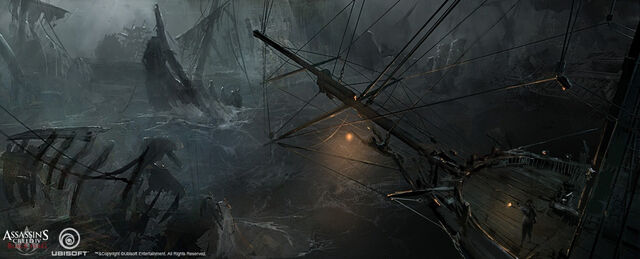 File:Assassin's Creed IV Black Flag - Concept art 12 by kobempire.jpg