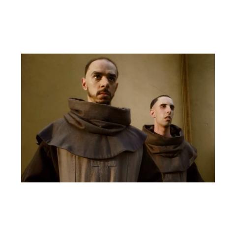 安东尼奥和另一个僧侣