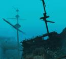 Shipwreck sites