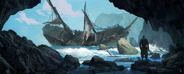 File:AC4BF Shipwreck - Concept Art.jpg