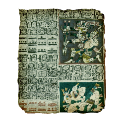 AC4BF Mayan Dresden Codex