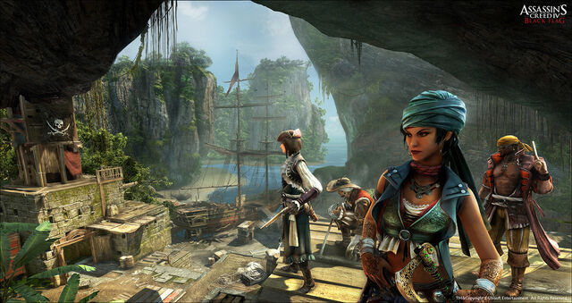 File:Assassin's Creed IV Black Flag concept art 6 by Rez.jpg